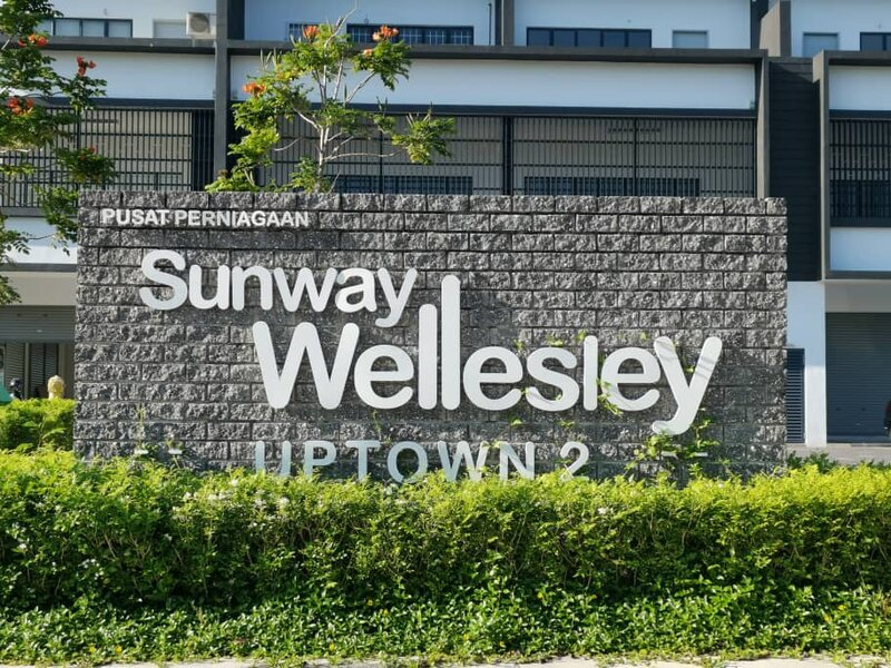 Sunway Wellesley Shoplots Cover Image