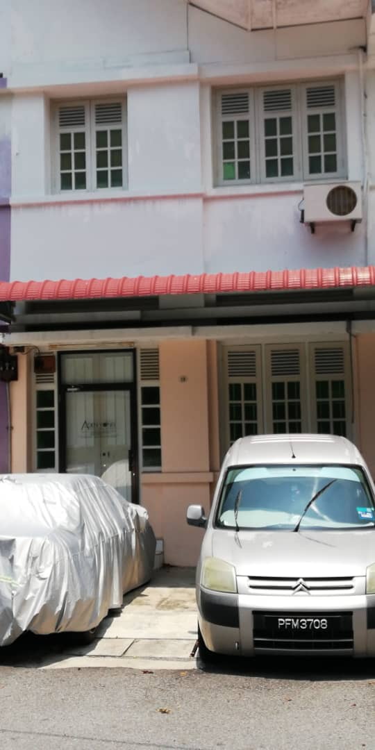 Double Storey Terrace House  in Jalan PHL For Rent Cover Image