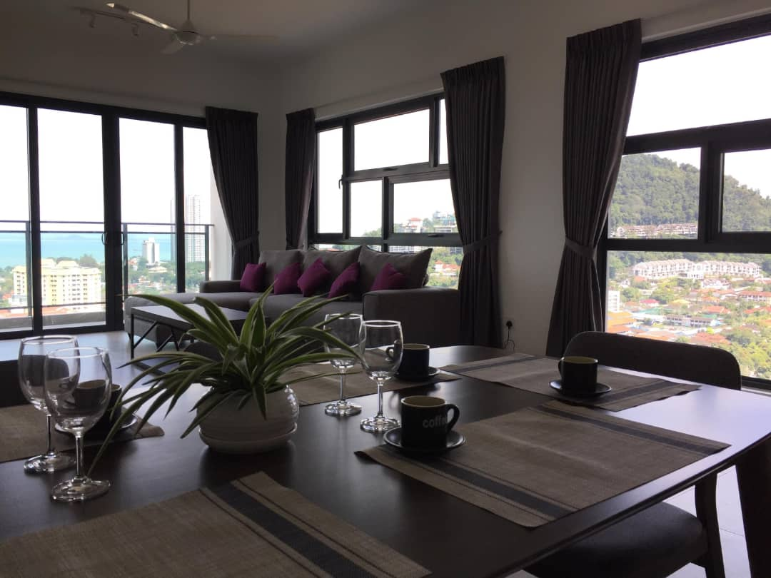 Mira Residence, Tanjung Tokong, Seaview for rent/sale Cover Image