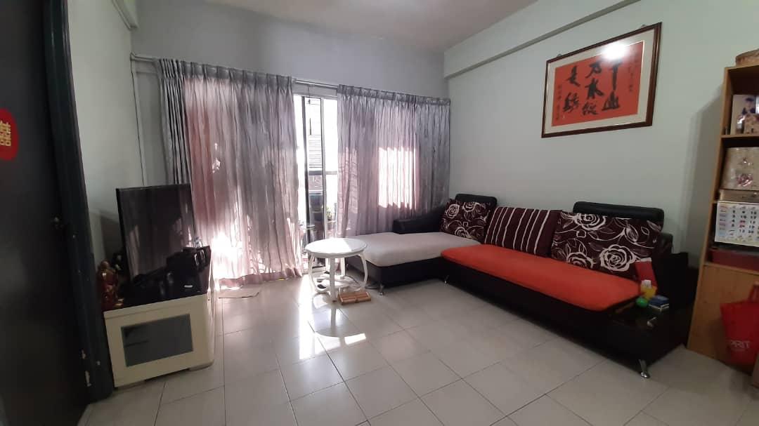Vista Perdana Corner Unit @Bagan Jermal For Sale Cover Image