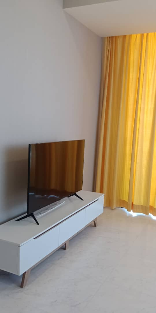 Setia V Residences Middle High Floor Furnished For Rent (Slightly Seaview) Cover Image