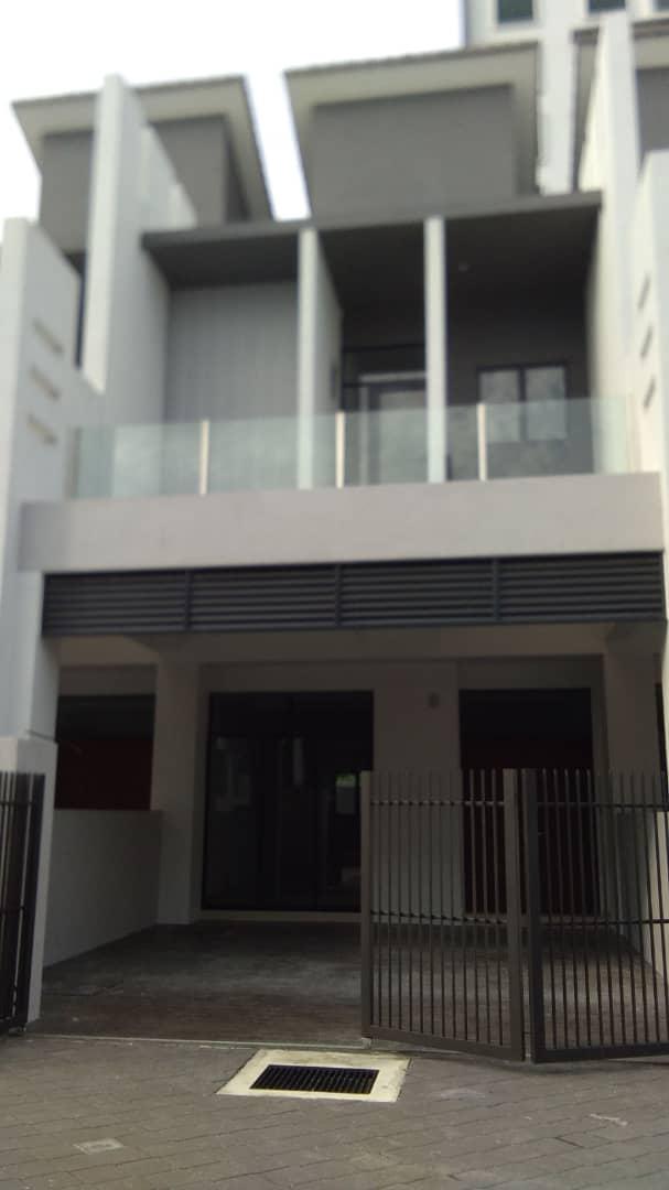 Abel Residence, 2.5 storey terrace house, Bukit Mertajam Cover Image