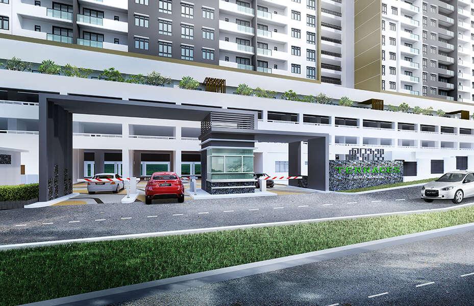 The Terraces Condominium