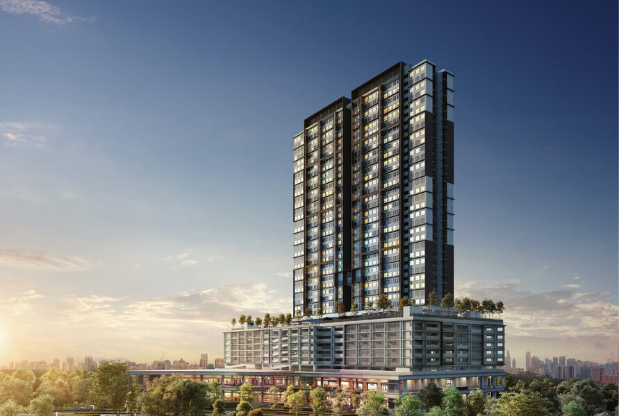 Residences South @ Tropicana Metropark